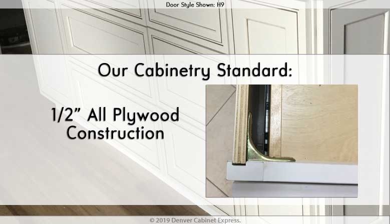 All Plywood Construction