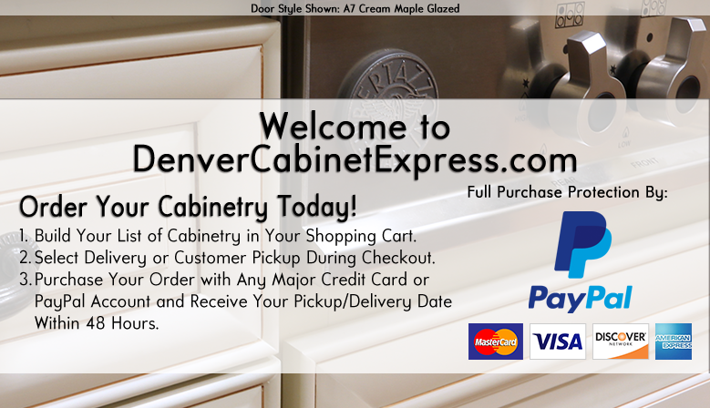 Welcome to Denver Cabinet Express!