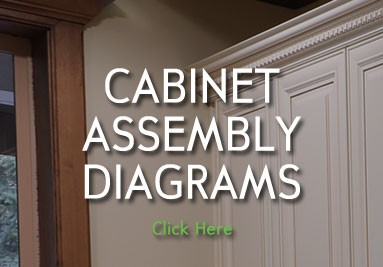 Cabinetry Assembly Diagrams