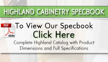 Highland Cabinetry Specbook